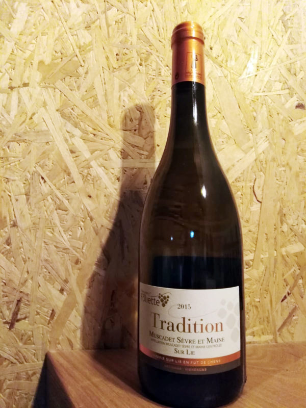 Muscadet Tradition 2015