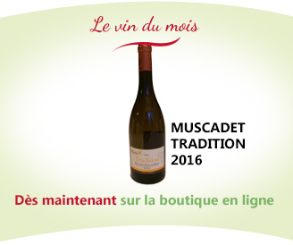 Muscadet tradition 2016