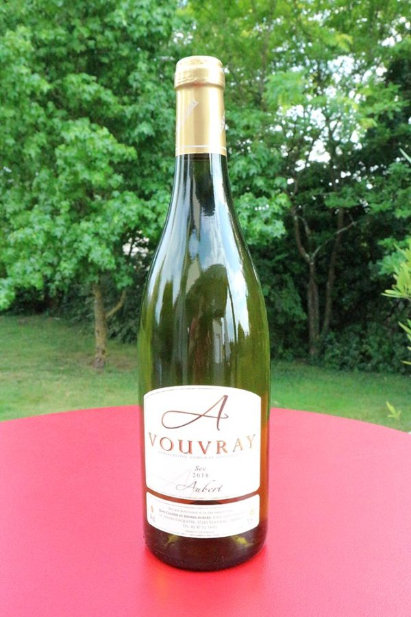 Vouvray sec 2018